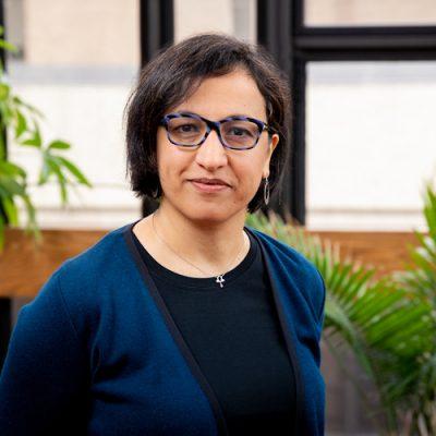 Portrait of Hala Ghousseini